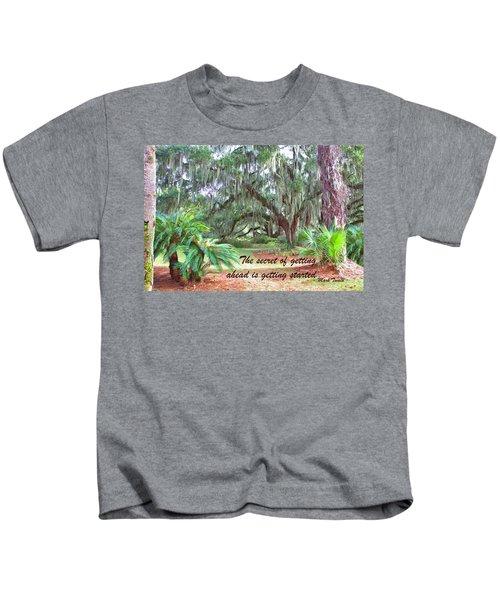 Secret Pathway Kids T-Shirt
