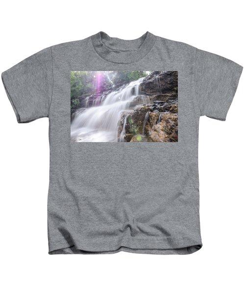 Secret Waters Flow Kids T-Shirt