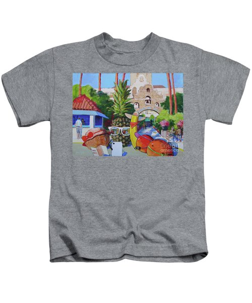 See The Local Sites Kids T-Shirt