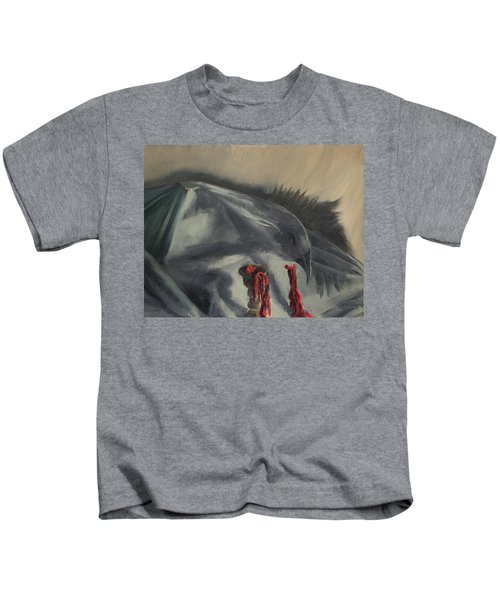 See You In The Shadows Kids T-Shirt