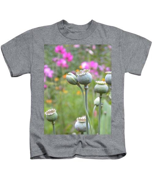 Seed Pods Kids T-Shirt
