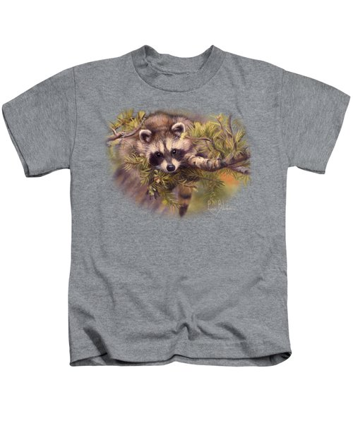 Seeking Mischief Kids T-Shirt