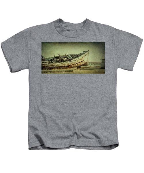 Seen Better Days Kids T-Shirt