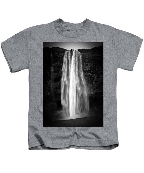 Seljalendsfoss Kids T-Shirt