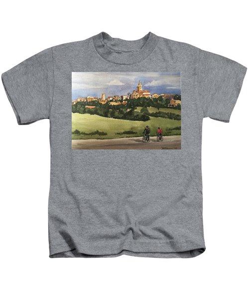 Sencelles, Mallorca Kids T-Shirt