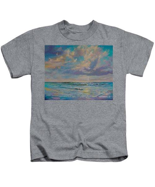 Serene Sea Kids T-Shirt