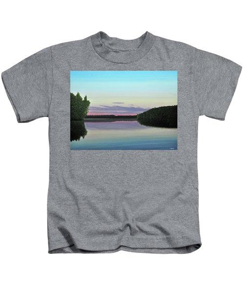 Serenity Skies Kids T-Shirt