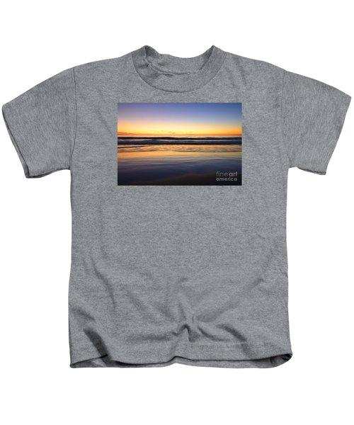 Serenity Sunset Kids T-Shirt