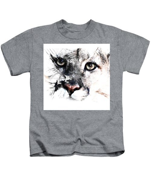 Seriously Cougar Kids T-Shirt