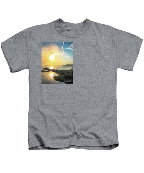 Sestri Levante Baia Delle Favole Kids T-Shirt