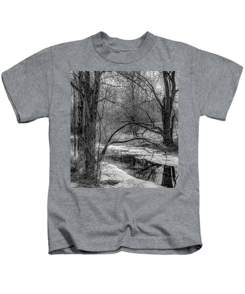 Set On Defrost Kids T-Shirt