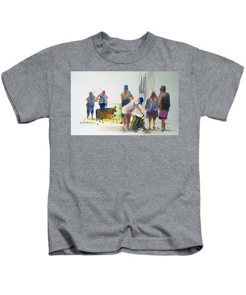 Setting Up Kids T-Shirt