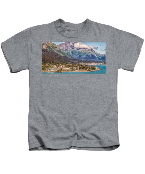 Seward Alaska Kids T-Shirt