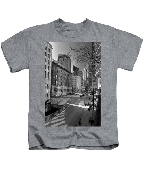 Shades Of The City Kids T-Shirt