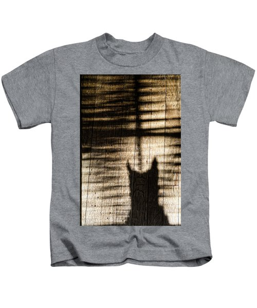 Shadow Cat Kids T-Shirt