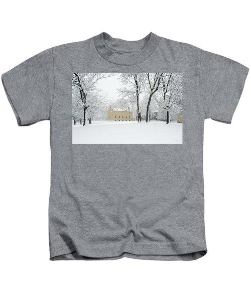 Shaker Winter Kids T-Shirt