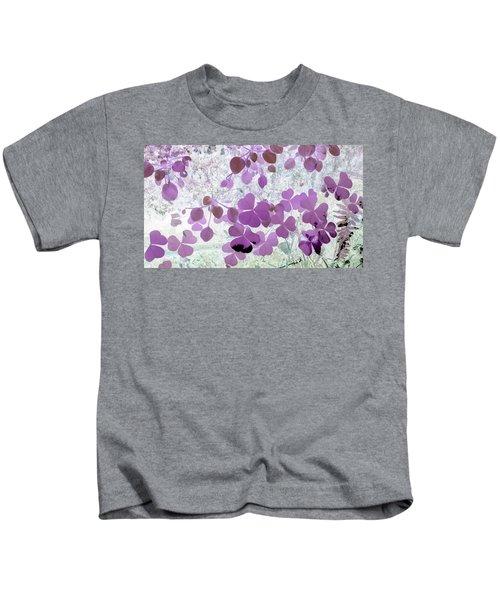 shamrocks #2A Kids T-Shirt