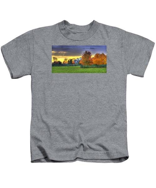 Shawanee Barn Kids T-Shirt