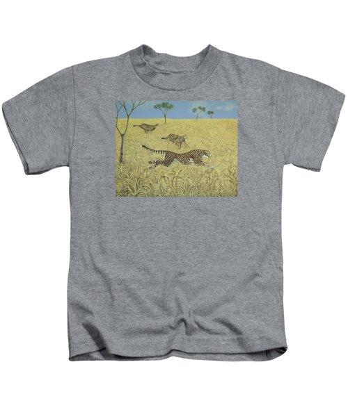 Sheer Speed Kids T-Shirt by Pat Scott