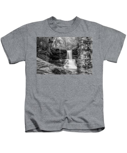 Sheldon Reynolds Falls - 8581 Kids T-Shirt