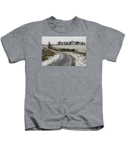 Sheriffmuir Road Kids T-Shirt