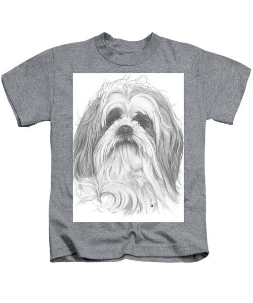 Shih-poo Kids T-Shirt