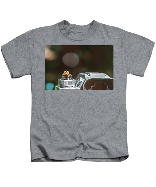 Shutterbug- Kids T-Shirt