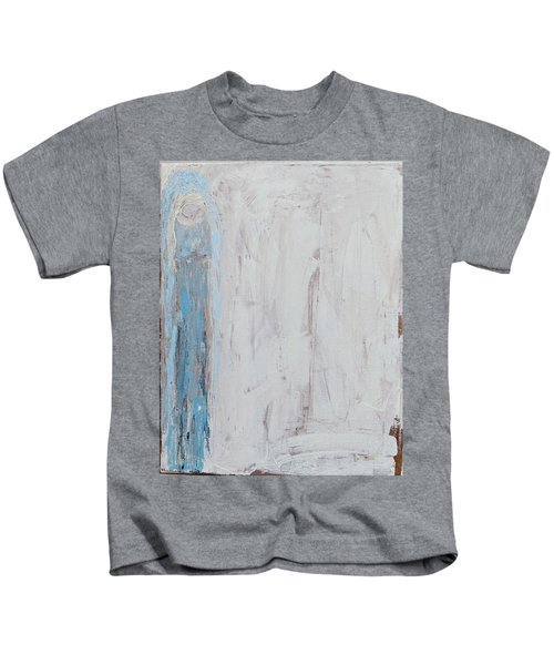 Shy Angel Kids T-Shirt