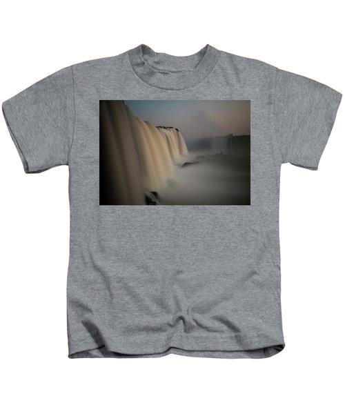 Silk Torrent Kids T-Shirt