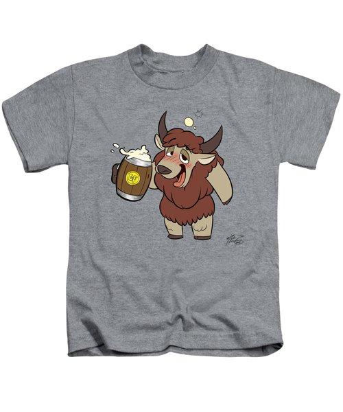 Silly Yak The Celiac Kids T-Shirt