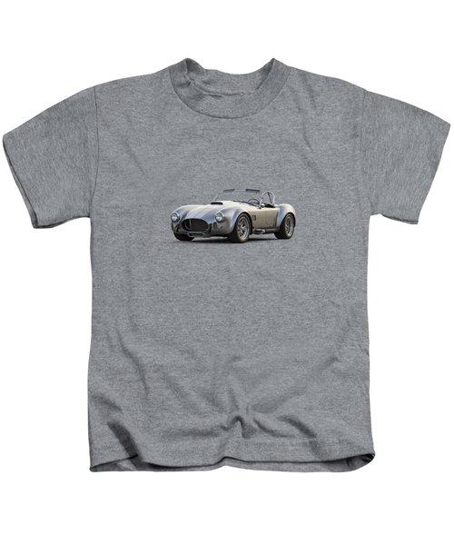 Silver Ac Cobra Kids T-Shirt