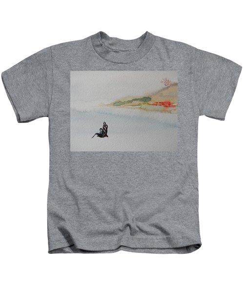 Six Seasons Dance Two Kids T-Shirt