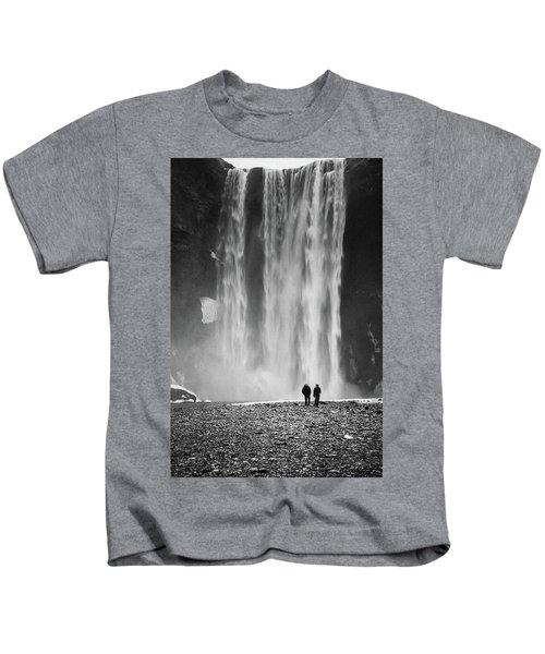 Skogafoss Kids T-Shirt