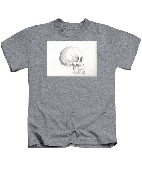 Skull Study Kids T-Shirt