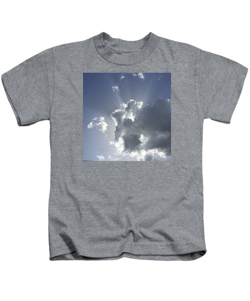 Sky Elephant And Friends Kids T-Shirt