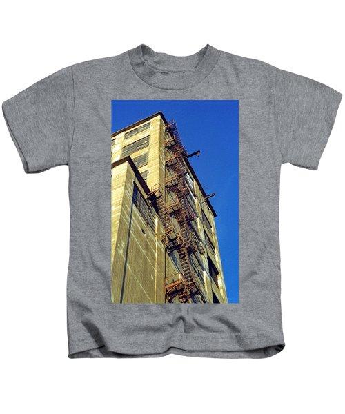 Sky High Warehouse Kids T-Shirt