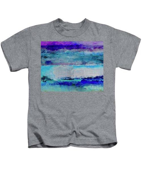 Sky Striations Kids T-Shirt