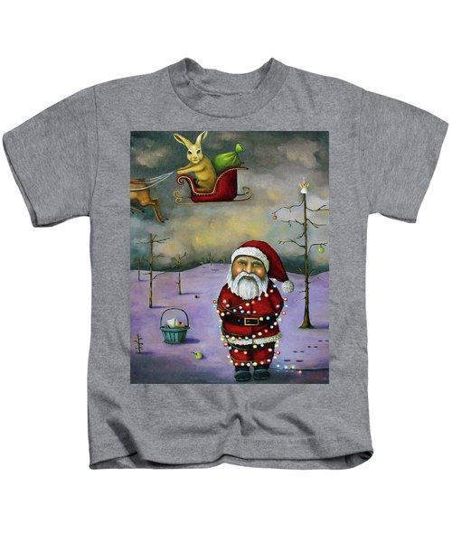 Sleigh Jacker Kids T-Shirt
