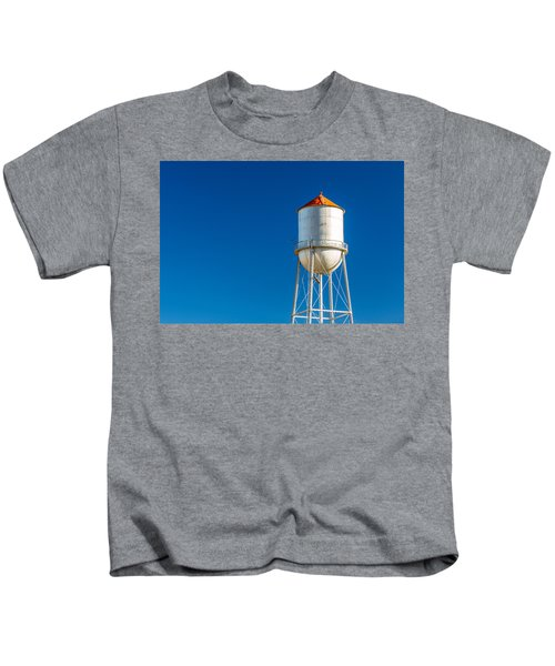 Small Town Water Tower Kids T-Shirt