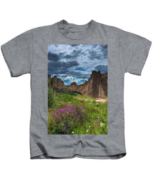 Smith Rock Kids T-Shirt