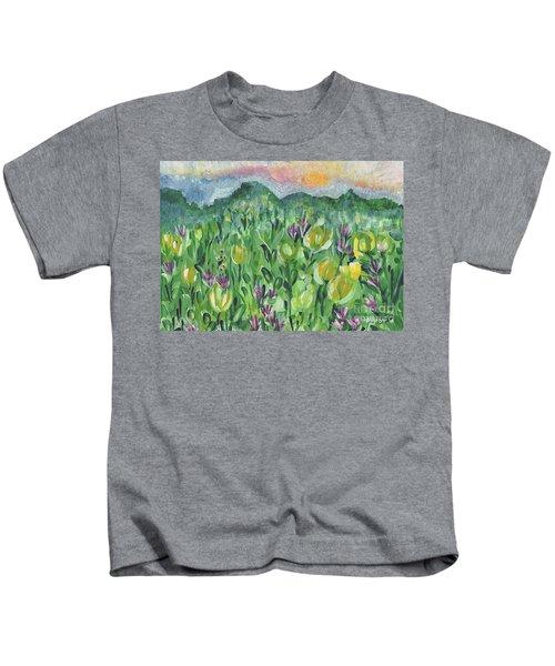 Smoky Mountain Dreamin Kids T-Shirt