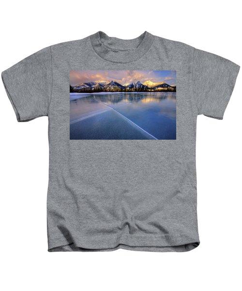 Smooth Ice Kids T-Shirt