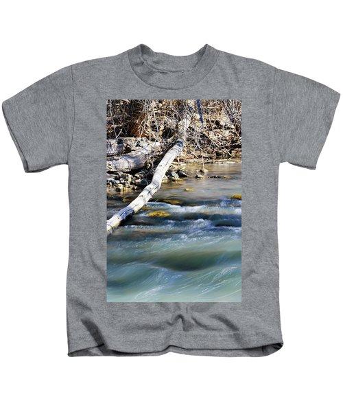 Smooth Water Kids T-Shirt