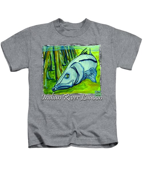 Snook Fish Kids T-Shirt