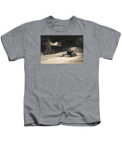 Snowcat Kids T-Shirt
