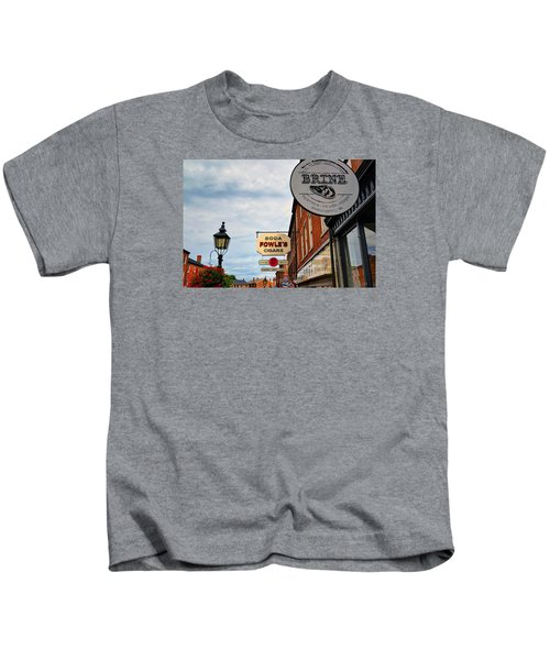 Soda Cigars And Brine Kids T-Shirt