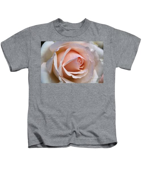 Soft Rose Kids T-Shirt