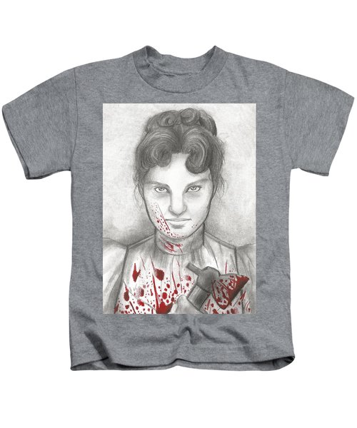 Someone Has Killed Father Kids T-Shirt