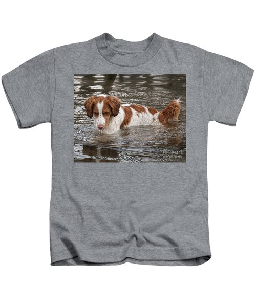 Something Under The Water Kids T-Shirt