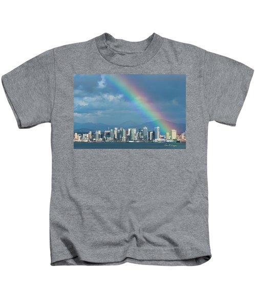 Somewhere Under Kids T-Shirt
